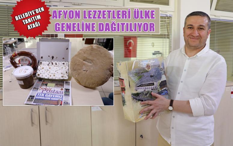 "AFYON'DA TERMALDEN SONRA YENİ HEDEF ""GASTRONOMİ"""
