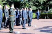 30 Ağustos Zafer Bayramının 98. yılı törenle kutlandı