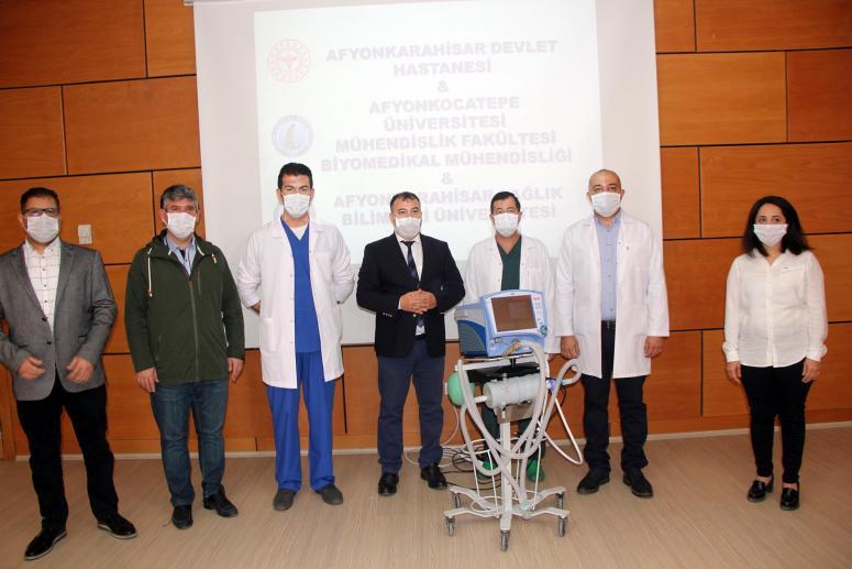 4 bilim insanı, yoğun bakımda virüsü süzen bir cihaz geliştirdi