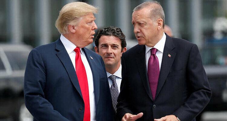 Erdoğan – Trump görüşmesiyle ilgili Beyaz Saray'dan açıklama