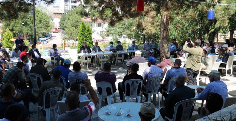 Afyonkarahisar'da patates üreticilerine müjdeli haber