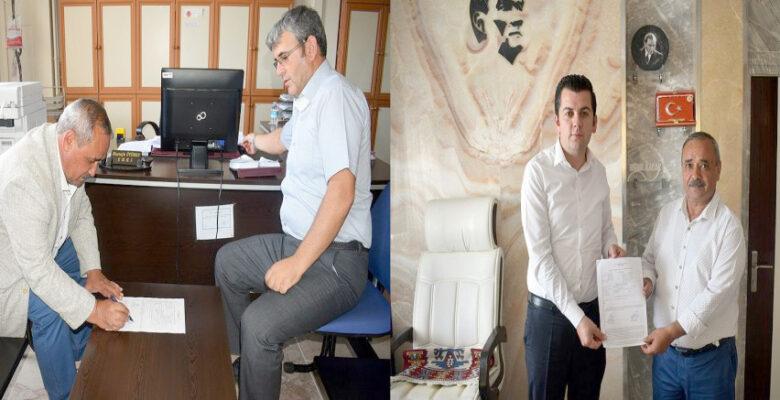 İSCEHİSAR YUKARIÖZ PARKI BELEDİYESİ'NE TAHSİS EDİLDİ