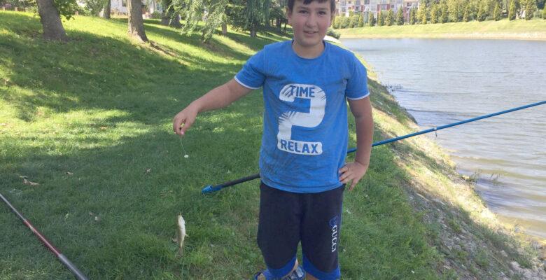 Küçük balıkçıdan büyüklerine çağrı