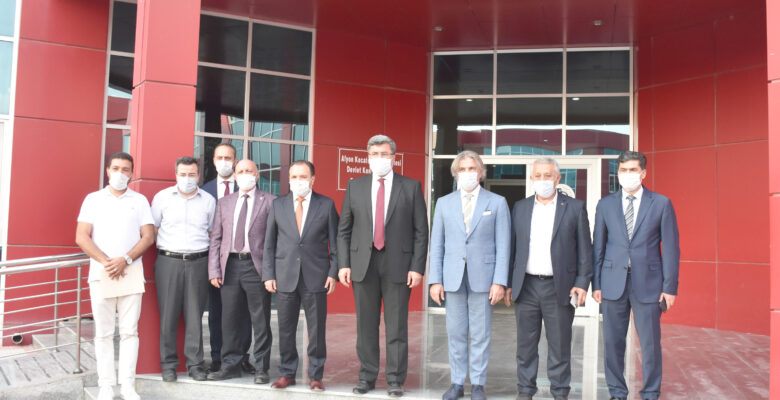 Kültür ve Turizm Bakan Yardımcısı Ahmet Misbah Demircan, Afyonkarahisar'da