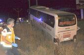 Otobüs kazasında yaralanan 31 kişi taburcu edildi