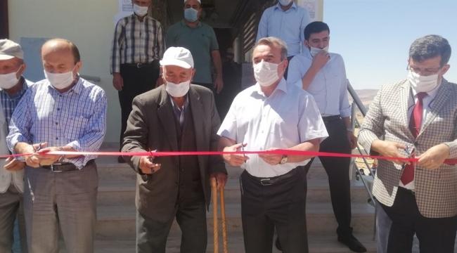 Öztürk, Karayokuş Köyünde Cami Açılışına Katıldı