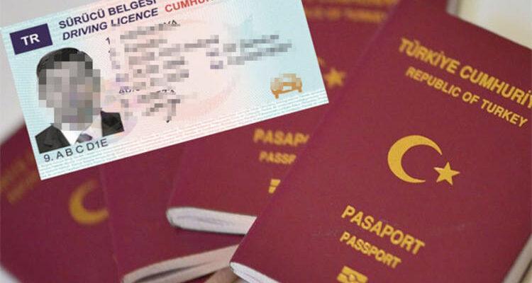 Pasaport Ve Ehliyet Belgesi Verme Yetkisi