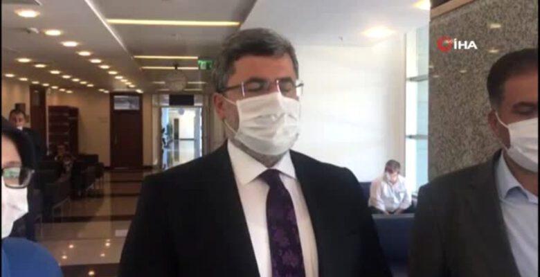 Bağımsız Mardin Milletvekili Tuma Çelik'in dokunulmazlığının kaldırılması yönünde karar verildi