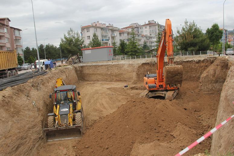 Afyonkarahisar Barosu'na yeni hizmet binası geliyor