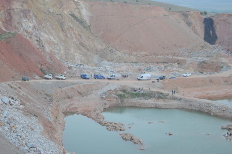 Afyonkarahisar'da serinlemek için gölet'e giren genç boğuldu