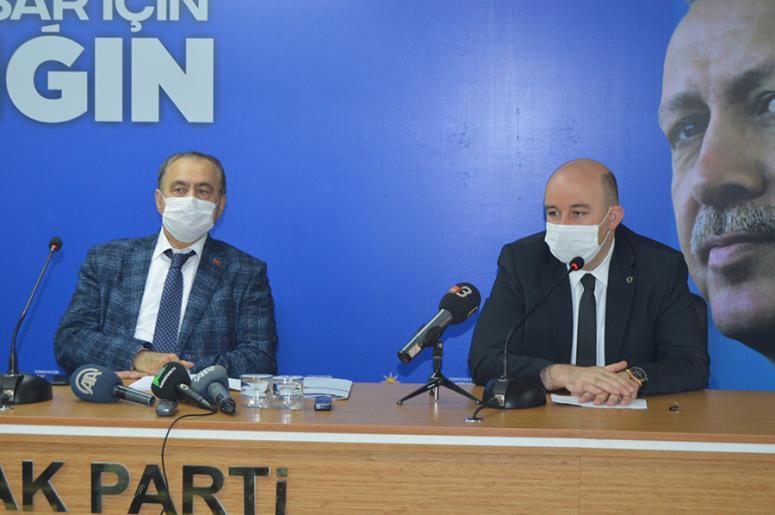 AK Parti Milletvekilleri gündemi değerlendirdi
