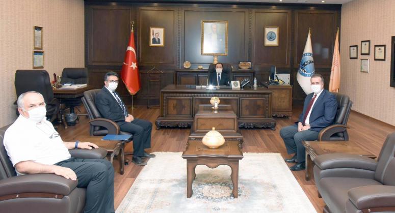 AKÜ ile PTT arasında protokol imzalandı