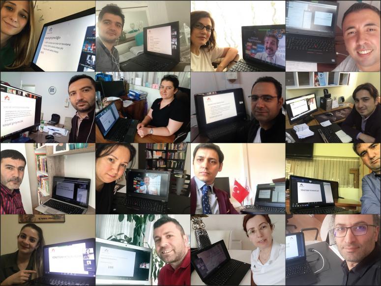 """Anadolu Vakfı'nın """"Değerli Öğretmenim"""" Projesi Afyonlu idarecilerle buluştu"""