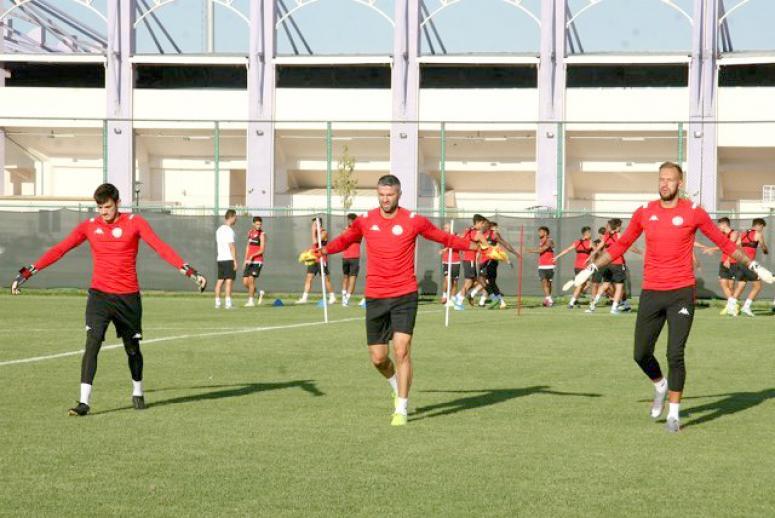 Antalyaspor'un Afyonkarahisar kampı sona erdi
