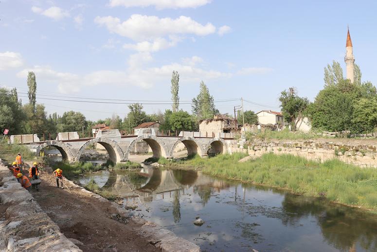 Antik Çağ'da olduğu gibi kayıkların yüzdürülmesi planlanıyor