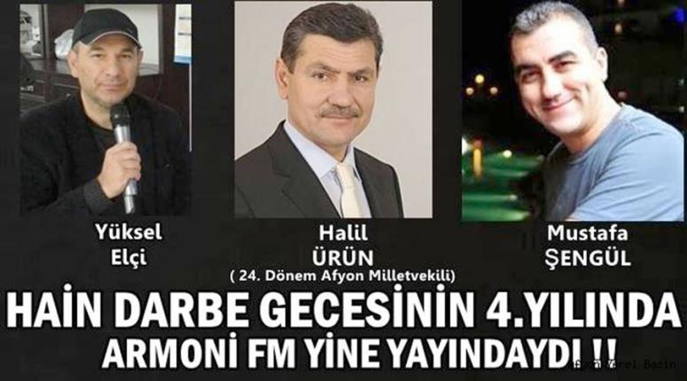 ARMONİ FM BİR KEZ DAHA HALKIN TAKDİRİNİ TOPLADI