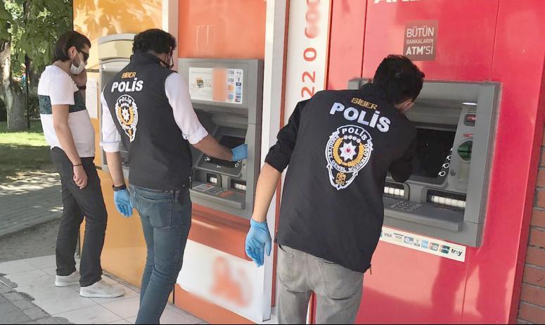 ATM'ler denetlendi