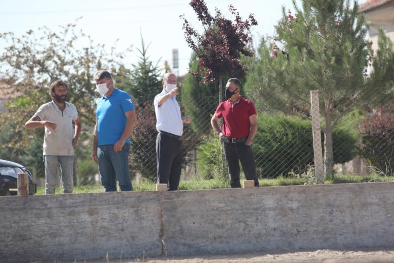 Başkan Bozkurt'tan sosyal konut projesi