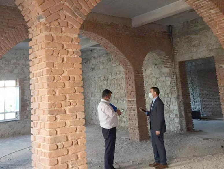 Başkan Koyuncu'dan Kaymakam Bilici'ye hayırlı olsun ziyareti