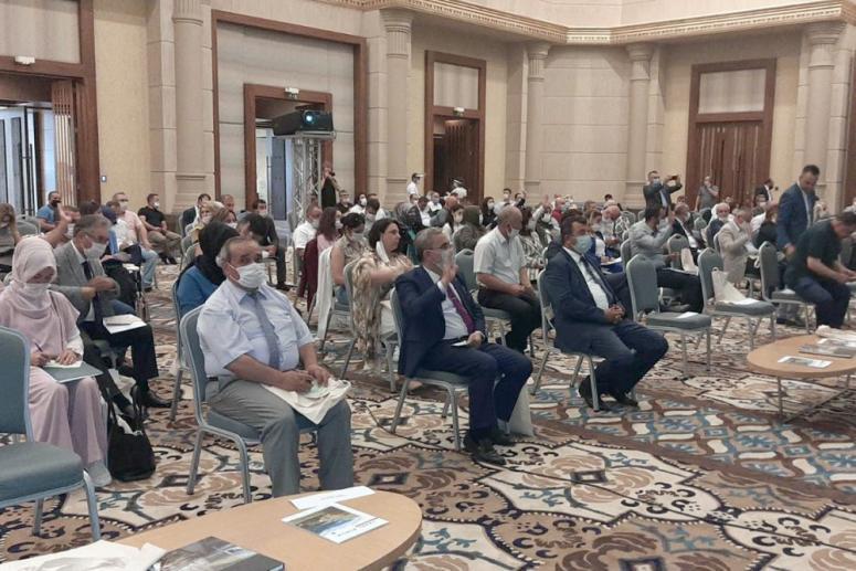 Başkan Şahin, Tarihi Kentler Birlik Meclis toplantısında