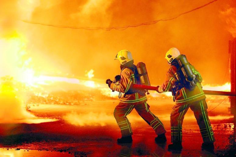 Santral yangını faciasının ekonomik boyutu ortaya çıktı