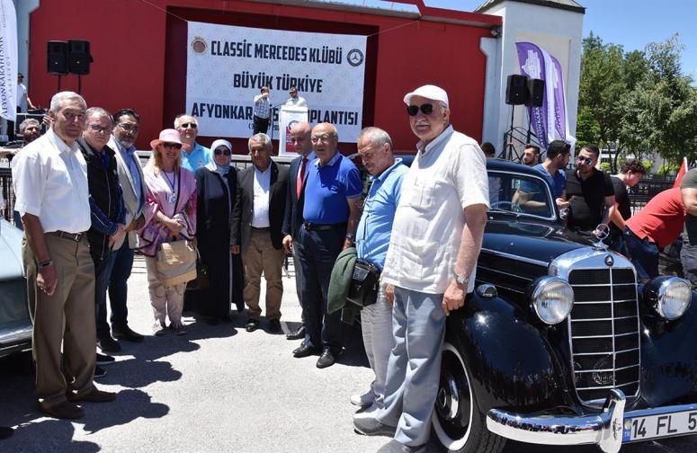 Classic Mercedes Kulübü Büyük Türkiye Buluşması