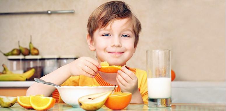 Çocukların günde 5-6 öğün beslenmesi gerekiyor