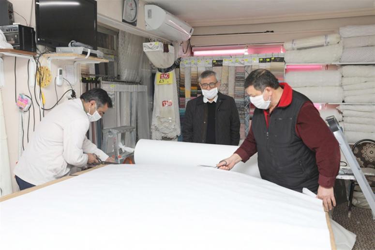 Eğitim Müdürlükleri bünyesinde 59 bin 870 maske üretildi
