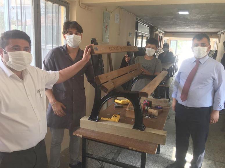 Emirdağ Belediyesi üretmeye devam ediyor