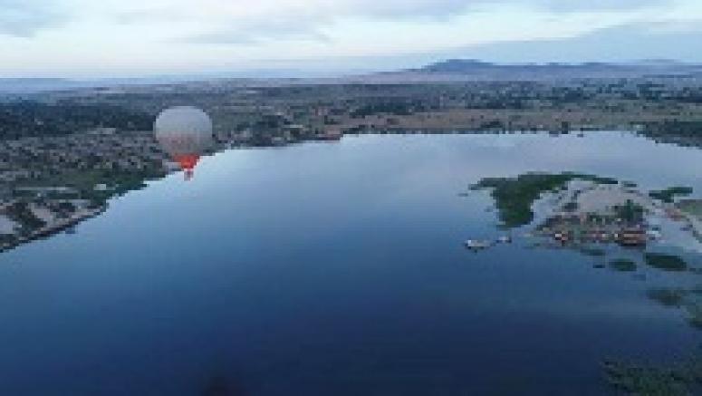 Frigya'da sıcak hava balonu uçuşları 2 ay sonra başlayacak