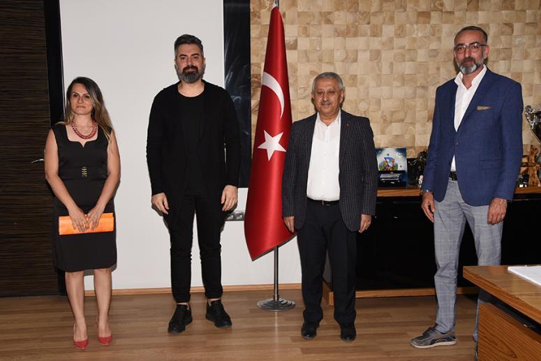 """""""GASTRONOMİ ŞEHRİ OLMAK KOLAY İŞ DEĞİL"""""""