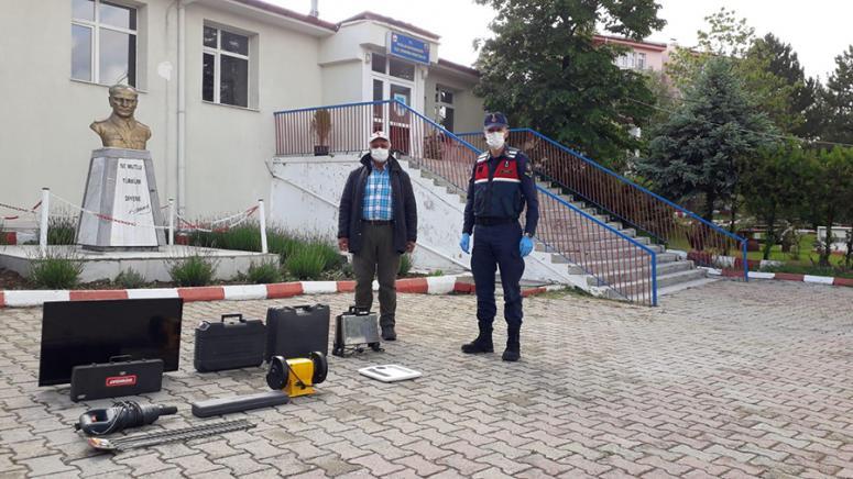Hırsızlar Denizli'de yakalandı