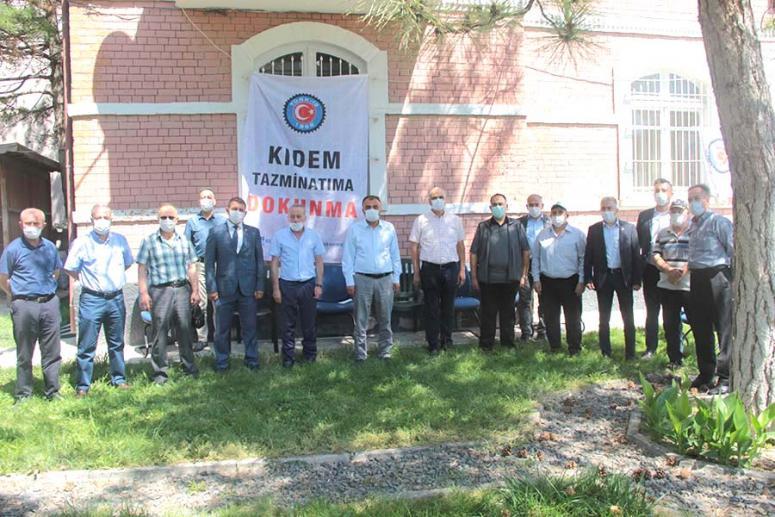 İşçi ve sınıfı ve Türkiye-İş'in kırmızı çizgisi