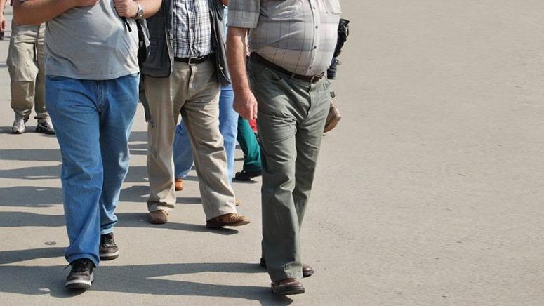 Obez bireylerin oranı yüzde 21,1 oldu