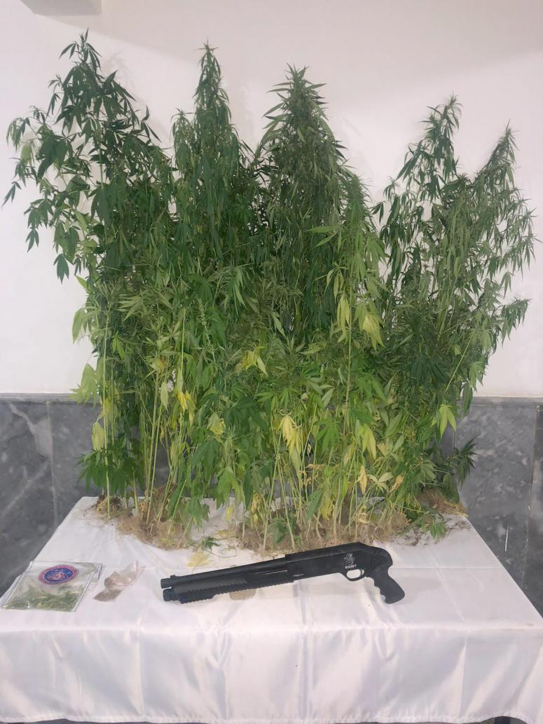 Sultandağı ilçesinde uyuşturucu operasyonu