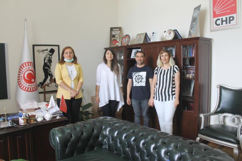 Sultandağı kirazı Ankara Halk marketlerde yer alacak