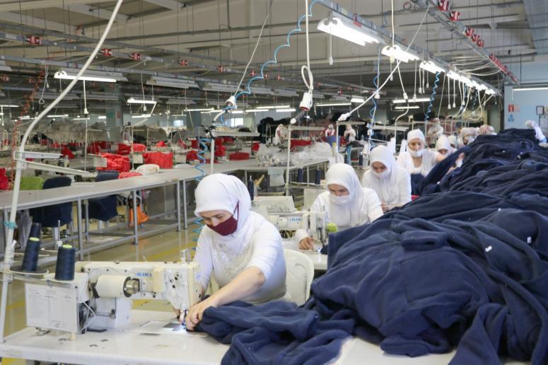 Tekstil firmaları Avrupa pazarına ihracatı artırmayı hedefliyor