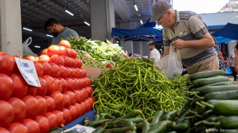 Tüketici fiyat endeksi (TÜFE) yıllık yüzde 11,39, aylık yüzde 1,36 arttı