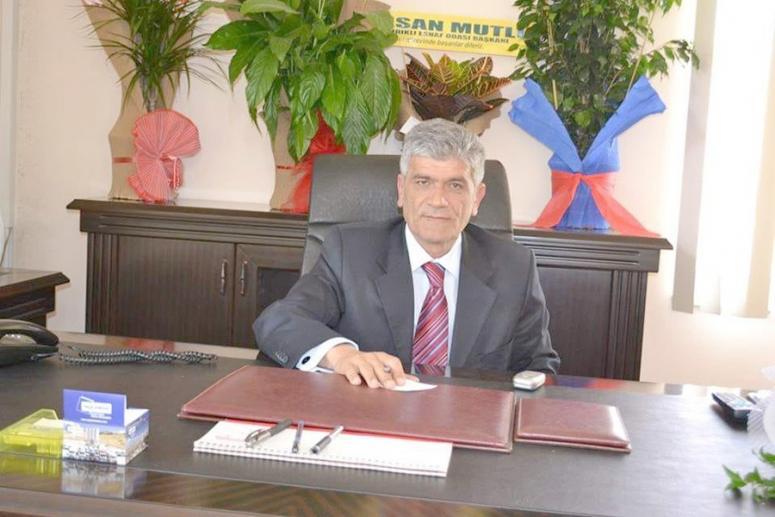 Başkan Erol hastalara moral verdi