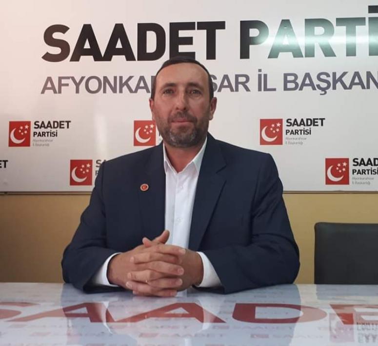 SAADET PARTİSİ HAFTALIK DEĞERLENDİRME TOPLANTISI