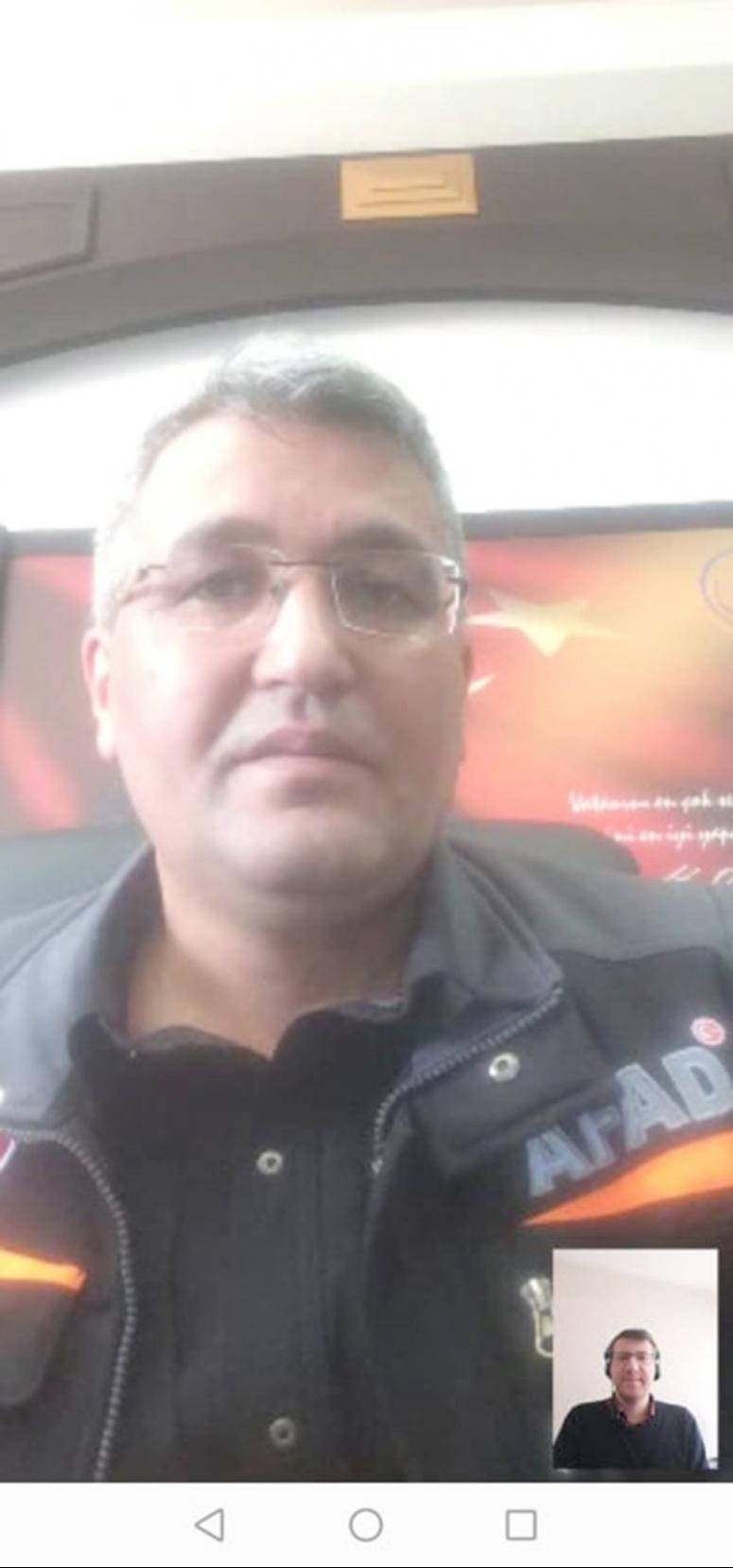 Gün FM'de yayınlanan AFAD Saati programına AFAD İl Müdürü Mehmet Buldan telekonferans yöntemiyle katılarak bilgilendirmede bulundu.