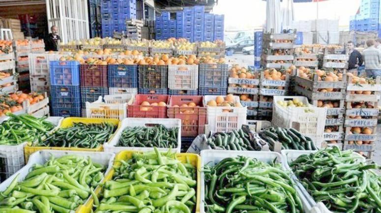 Yaş meyve sebze ihracatı pandemi sürecinde yüzde 45 arttı