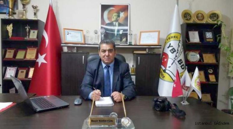 """YBBD Başkanı Karayün """"Yerel Basın, Can Çekişiyor"""""""