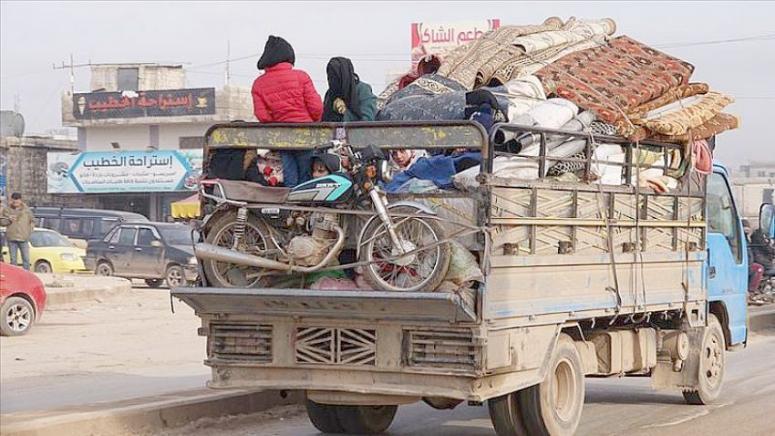 Yurt dışından Türkiye'ye 677 bin 42 kişi göç etti