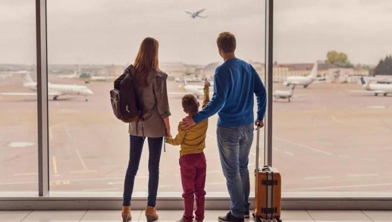 Yurt içinde ikamet eden 10 milyon 501 bin kişi seyahate çıktı