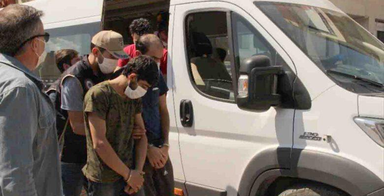 7 DEAŞ şüphelisinden 4'ü tutuklandı