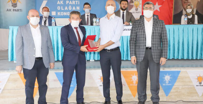 AK Parti'de İhsaniye ve Bayat kongreleri tamamlandı