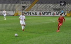 TFF 2. Lig: Afyonspor: 1 – Gümüşhanespor: 0