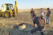 Altıntaş Zafer OSB'de enerji nakil hattı çalışmaları başladı
