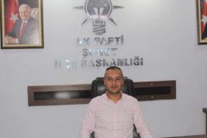 Başkan Batuhan Kebeli'den Hayırlı olsun Mesajı